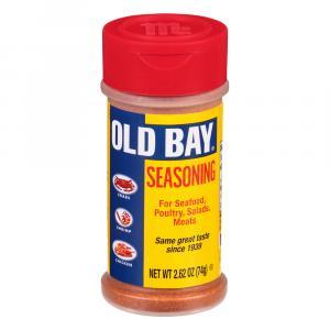 Old Bay Seasoning Shaker
