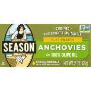Season Flat Anchovies