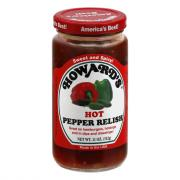 Howard's Hot Pepper Relish