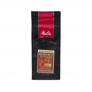Melitta Cafe De Europa Hazelnut Creme Brulee Ground Coffee