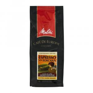 Melitta Cafe De Europa Espresso Della Toscana Ground Coffee
