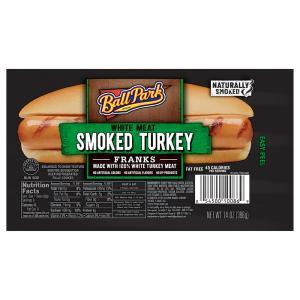 Ball Park Fat Free Turkey Franks