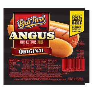 Ball Park Angus Beef Franks