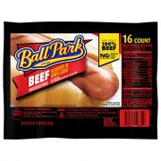 Ball Park Beef Franks Family Pack