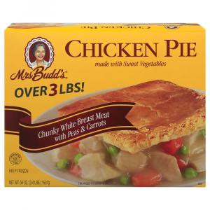 Mrs. Budd's Chicken Pie