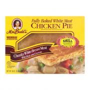 Mrs. Budd's White Meat Chicken Pie
