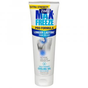 Zim's Max Freeze Cold Therapy Cooling Gel
