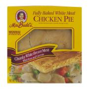 Mrs. Budd's White Meat Chicken Pie