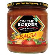 On The Border Medium Salsa