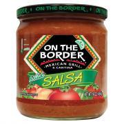 On The Border Mild Salsa