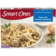 Smart Ones Swedish Meatballs