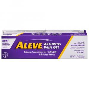 Aleve Arthritis Pain Gel