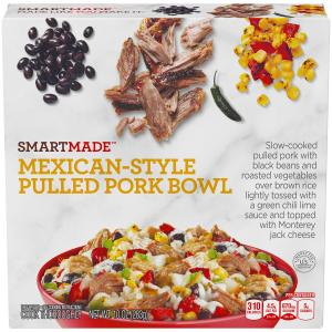 Smart Made Mexican-style Pulled Pork Bowl