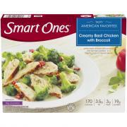 Smart Ones Creamy Basil Chicken & Broccoli