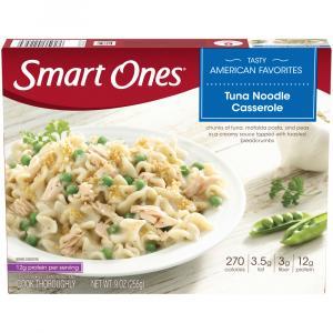 Smart Ones Tuna Noodle Casserole