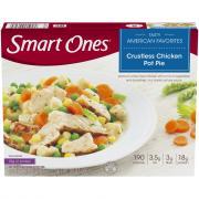 Smart Ones Crustless Chicken Pot Pie