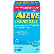 Aleve Arthritis Liquid Gel