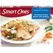 Weight Watchers Smart Ones Turkey Breast with Stuffing