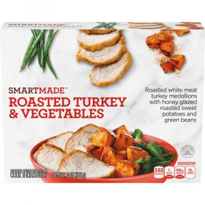 Smart Made Roasted Turkey With Citrus Green Beans