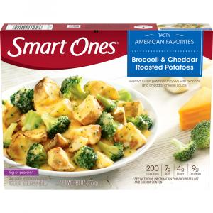 Smart Ones Broccoli & Cheese Baked Potato