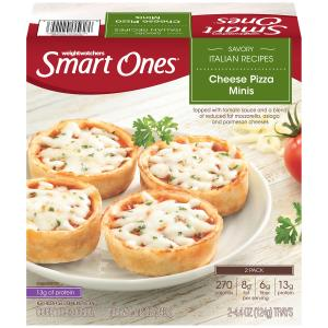 Smart Ones Anytime Selections Cheese Pizza Minis