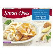 Smart Ones Slow Roasted Turkey Breast