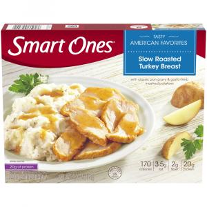 Smart Ones Slow Roasted Turkey Breast