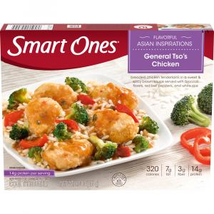 Smart Ones General Tso's Chicken