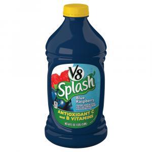 V8 Splash Blue Raspberry
