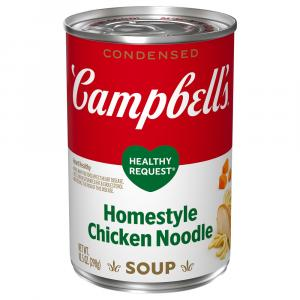 Campbell's Healthy Request Homestyle Chicken Soup