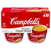Campbell's Homestyle Chicken Noodle Soup Sides