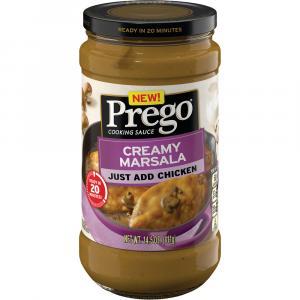 Prego Creamy Marsala Cooking Sauce
