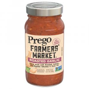 Prego Farmer's Market Roasted Garlic Sauce