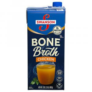 Swanson Bone Chicken Broth