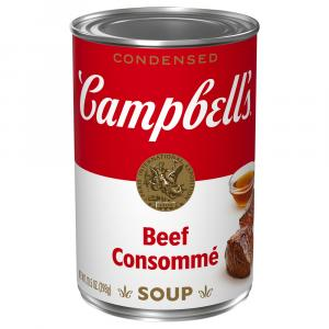 Campbell's Beef Consomme