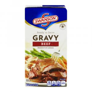 Swanson Ready To Serve Beef Gravy