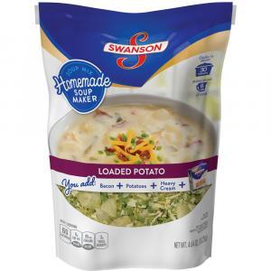 Swanson Loaded Potato Soup Maker