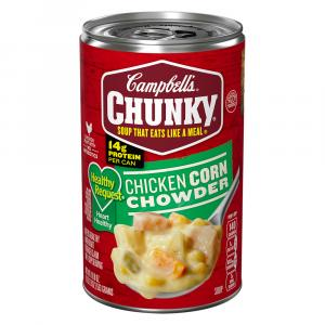 Campbell's Healthy Request Chicken Corn Chowder