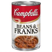 Campbell's Beans & Franks