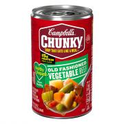 Campbell's Chunky Healthy Request Vegetable Beef Soup