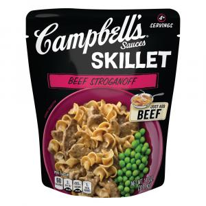 Campbell's Skillet Beef Stroganoff Sauce