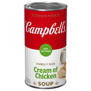 Campbell's Cream of Chicken Soup Family Size