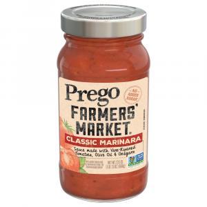 Prego Farmer's Market Classic Marinara Sauce