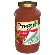 Prego Traditional Hidden Super Veggies Italian Sauce