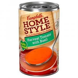 Campbell's Homestyle Healthy Request Tomato Basil