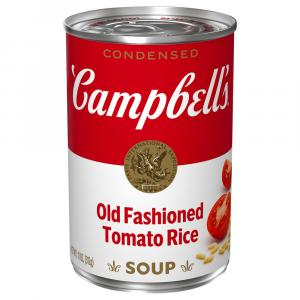 Campbell's Old Fashioned Tomato & Rice Soup