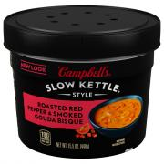 Campbell's Slow Kettle Roasted Red Pepper & Smoked Gouda
