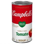 Campbell's Healthy Request Family Size Tomato Soup