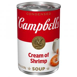Campbell's Cream Of Shrimp Soup