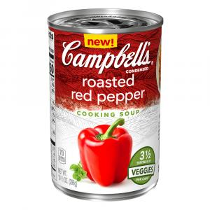 Campbell's Condensed Roasted Red Pepper Soup